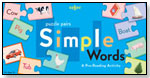 Simple Words Puzzle Pairs by eeBoo corp.