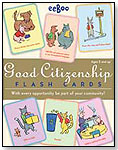 Good Citizenship Flash Cards by eeBoo corp.