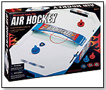 Electronic Table-Top Air Hockey by INTERNATIONAL PLAYTHINGS LLC