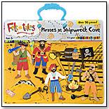 FeltTales™ Pirates at Shipwreck Cove Storyboard by BABALU INC.