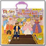 FeltTales™ Princess at the Grand Ball Storyboard by BABALU INC.