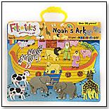 FeltTales™ Noah's Ark Storyboard by BABALU INC.