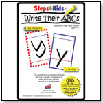 Steps4Kids to Write Their ABCs by Steps4Kids, LLC