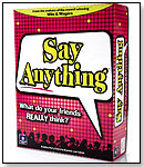 Say Anything by NORTH STAR GAMES