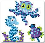Puzzibits™ Flexible 3D Puzzle Art™ - Ocean Depths by MANHATTAN TOY