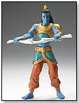 Lord Rama Action Figure by KRIDANA LLC