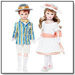 Jane & Michael Stacie® and Todd® Dolls by MATTEL INC.