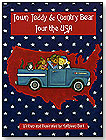 Town Teddy & Country Bear Tour the USA by REVERIE PUBLISHING COMPANY