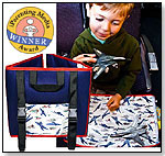Portable Playtime™ Airplane Backpack Playmats by PORTABLE PLAYTIME™