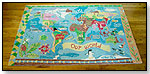 Our World Rug by OOPSY DAISY