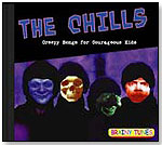 THE SHIVERS: Creepy Songs for Courageous Kids by BRAINY TUNES RECORDS