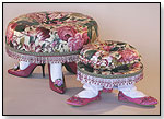 Mommy and Me Tuffets by SPRINGCLIFFE DESIGNS LLC