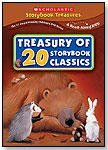 The Mini Treasury of 20 Storybook Classics by NEW VIDEO GROUP INC. / A&E HOME VIDEO