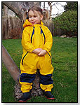 Muddy Buddy Coveralls by TUFFO LLC