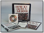 How To Host A Murder® - The Chicago Caper (with CD) by WORLDWISE IMPORTS