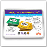Family Talk and Grandparent Talk ? Double Deck Tin by AROUND THE TABLE®