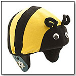 Tail Wags Bizzy Bee Helmet Cover by TAIL WAGS HELMET COVERS INC.