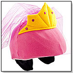 Tail Wags Fairy Princess Helmet Cover by TAIL WAGS HELMET COVERS INC.