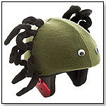 Tail Wags Spinner Spider Helmet Cover by TAIL WAGS HELMET COVERS INC.