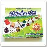 Think-ets Deluxe Pack by THINK-A-LOT TOYS