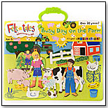 FeltTales™ Busy Day on the Farm Storyboard by BABALU INC.