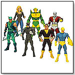 DC Universe Action Figures Wave 9 Revision 1 by ENTERTAINMENT EARTH INC.