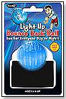 Light up Bounce Back Ball by ELECTROSTAR
