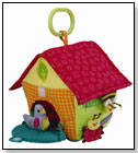 Earlyears Baby Activity Birdhouse by INTERNATIONAL PLAYTHINGS LLC