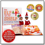 The Elf on the Shelf: A Christmas Tradition™ - With Dark-Skinned Pixie Elf by CCA and B LLC