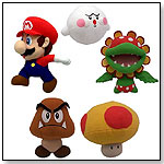 Nintendo Plush Wave 1 Case by ENTERTAINMENT EARTH INC.