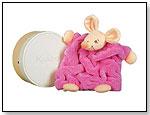 Doudou Fuschia Mouse by KALOO
