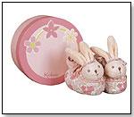 Lilirose Small Rabbit Booties by KALOO