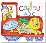 Caillou ABC by CHOUETTE PUBLISHING INC.