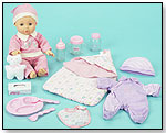 Slumber Party Baby by SMALL WORLD TOYS