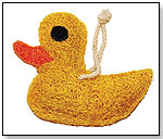 Duck Loofah Bath and Body Scrubber by LOOFAH-ART LLC