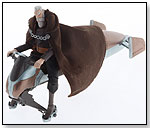 Star Wars: The Clone Wars Deluxe Vehicle and Figure by HASBRO INC.