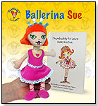 Thumbuddy to Love™ Ballerina Sue Storybook and Thumb Puppet by THUMBUDDY TO LOVE LLC