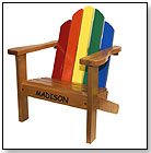 Adirondack Chair by PEPPERELL BRAIDING / HOLGATE TOYS