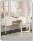 Isabella Vanity and Computer Desk by STANLEY FURNITURE COMPANY