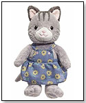 Calico Critters Plush Lauren Fisher Cat by INTERNATIONAL PLAYTHINGS LLC