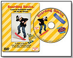 Boarding Basics DVD by GarageCo Toys, Inc.