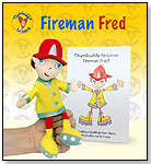 Thumbuddy To Love - Fireman Fred by THUMBUDDY TO LOVE LLC