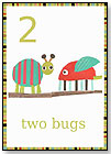 Nature Themed Number Wall Cards by CHILDREN INSPIRE DESIGN