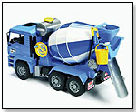 MAN Cement Mixer by BRUDER TOYS AMERICA INC.