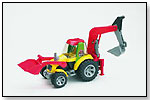 Roadmax - Backhoe Loader by BRUDER TOYS AMERICA INC.