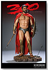 300 - King Leonidas by SIDESHOW COLLECTIBLES