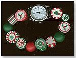 Single Watch - Christmas by CAROLYN ELAND ART