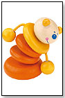 Grrow-l Rattle by HABA USA/HABERMAASS CORP.