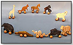 Roley Poley Animals by WILD APPLES