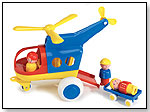 Viking Toys - Super Chubbies Helicopter by INTERNATIONAL PLAYTHINGS LLC